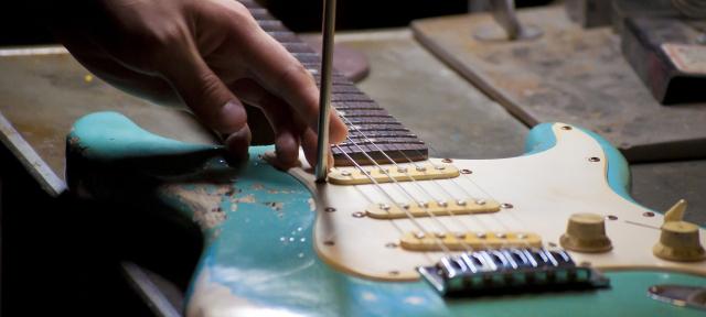 壊れた楽器も買い取れるかもしれないんですよ。