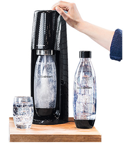 Sodastreamソーダストリームの使い方