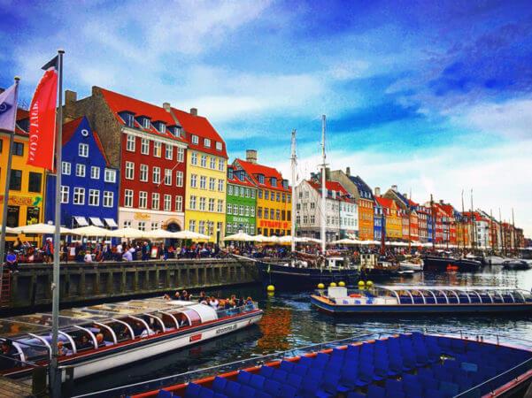 北欧デンマーク・コペンハーゲン