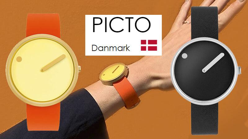 PICTO Watch(ピクトウォッチ) デンマーク