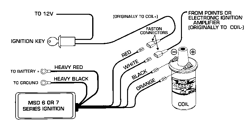 MSDの配線接続図