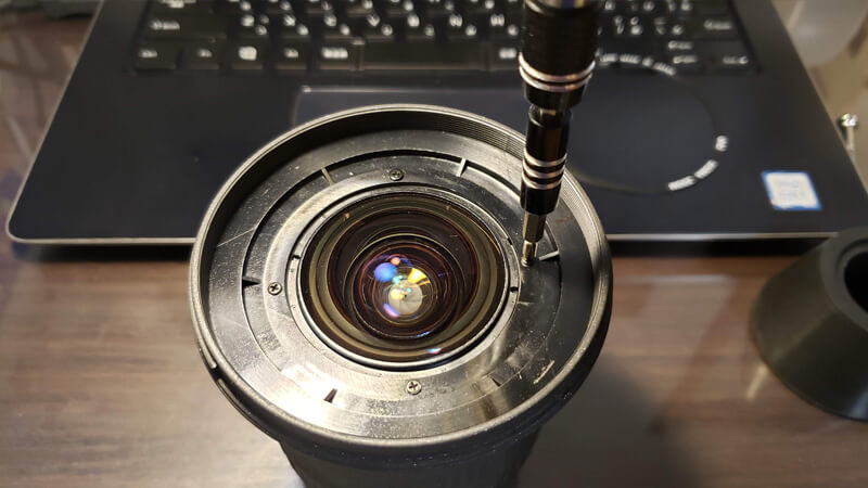 Sigma 17-35mm F2.8-4 EX ASPHERICAL